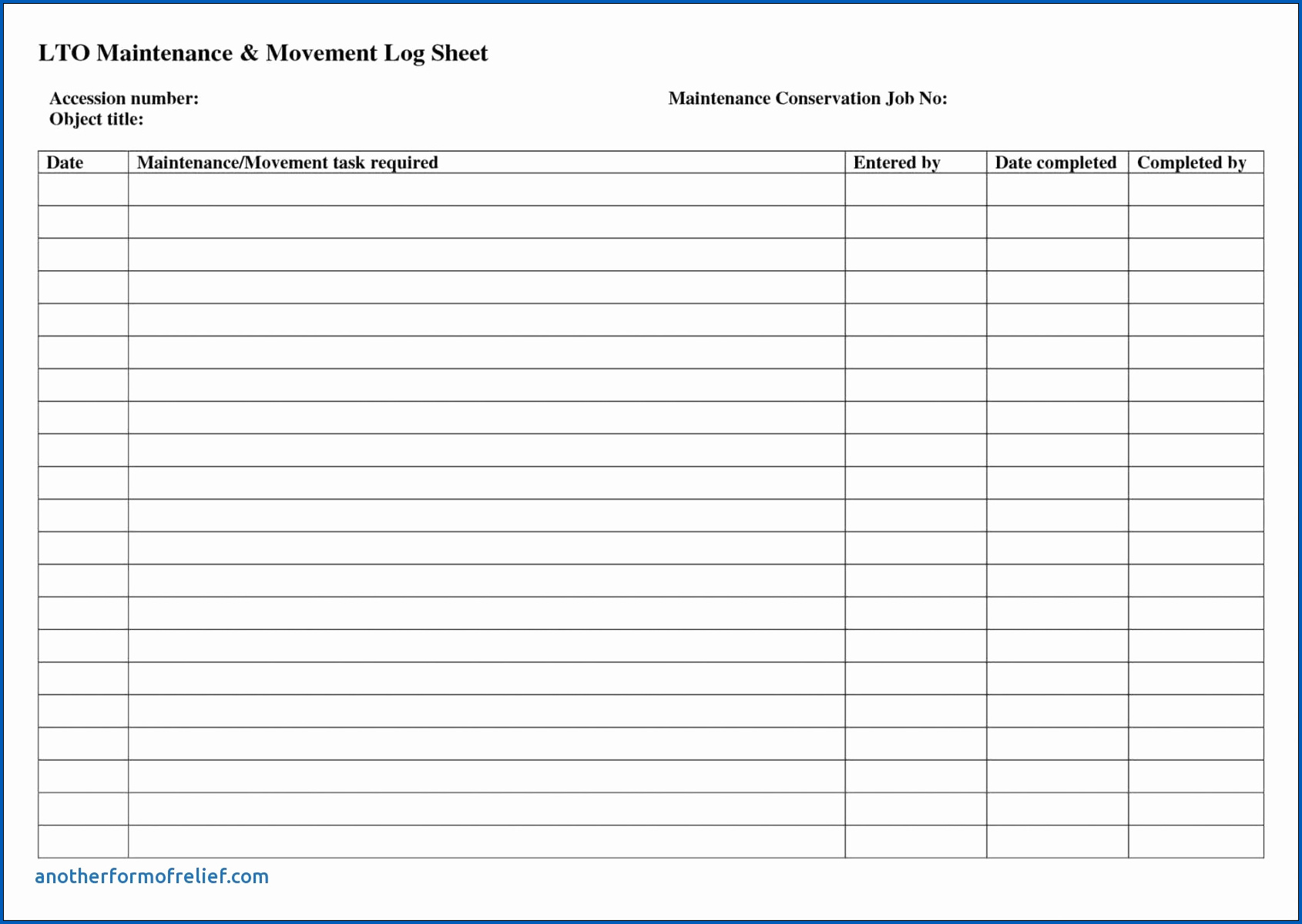 Example of Excel Timesheet Template With Tasks