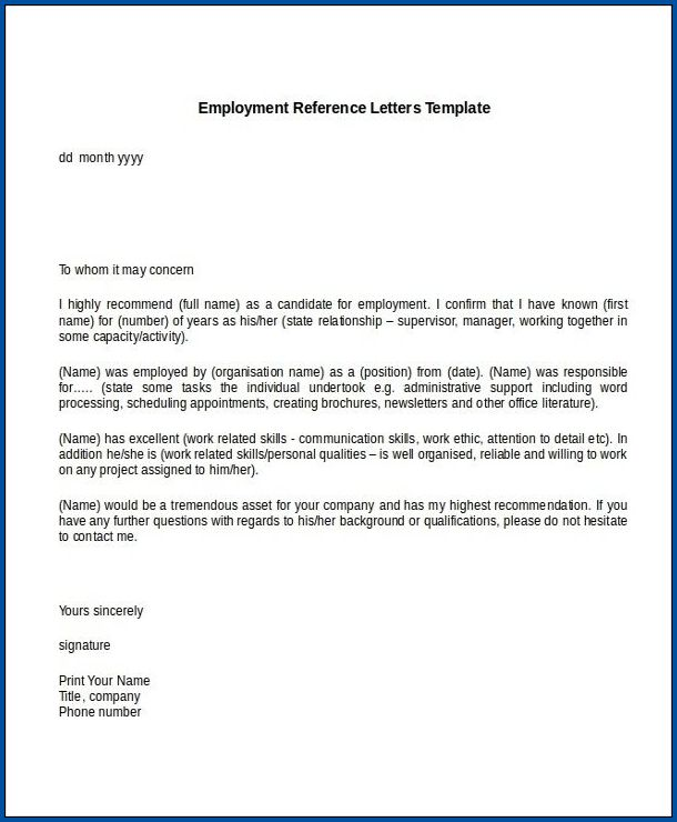 Letter Of Recommendation Example from www.templateral.com