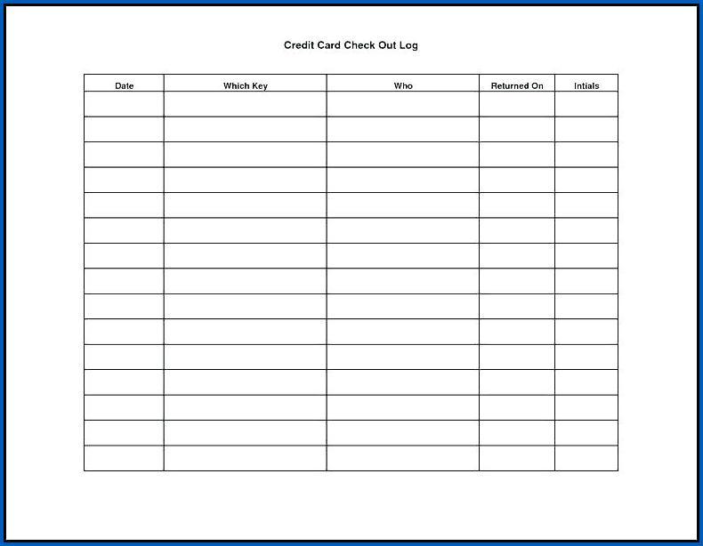 Sample of Printable Balance Sheet