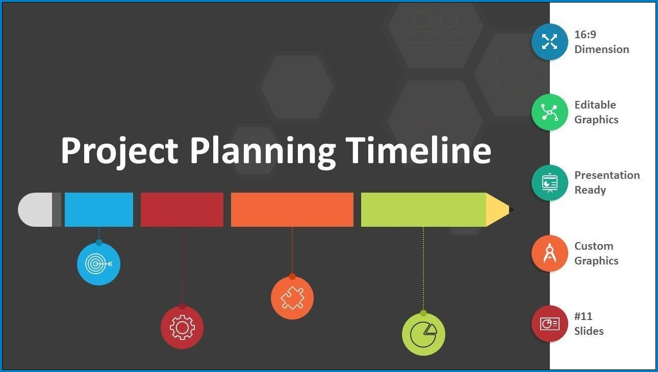 Sample of Project Plan Timeline