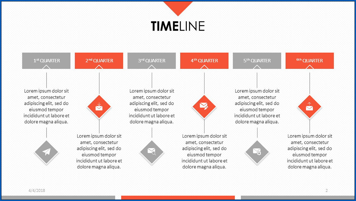 The Importance of Timeline Template as Planning Tools